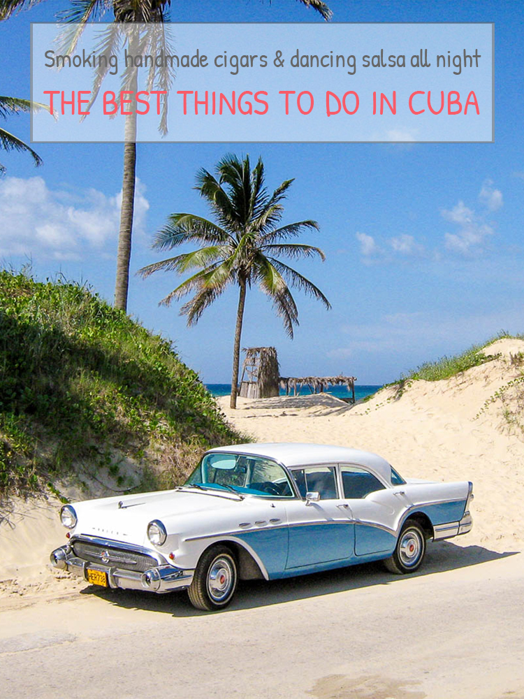 The ABC of things to do in Cuba