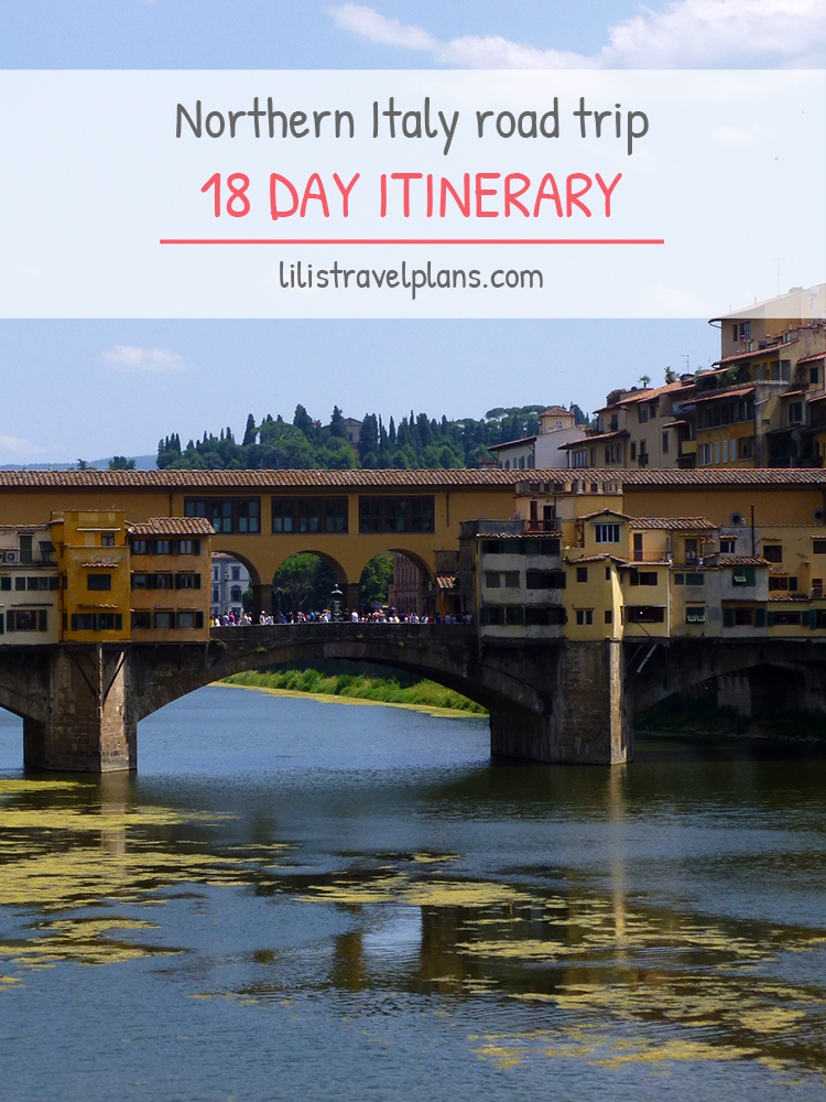 Northern Italy Road Trip – 18 day itinerary