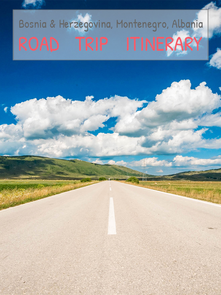 BALKANS ROAD TRIP ITINERARY – 3 weeks in Bosnia & Herzegovina, Montenegro and Albania thumbnail