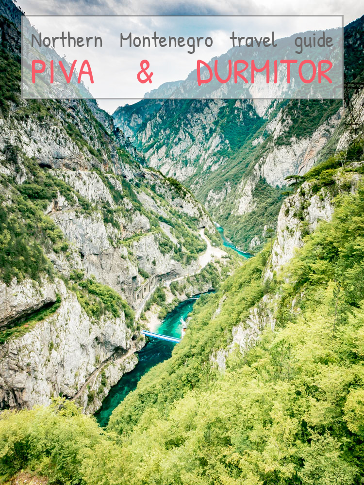 IN PHOTOS – Piva Canyon and Durmitor national park, Montenegro