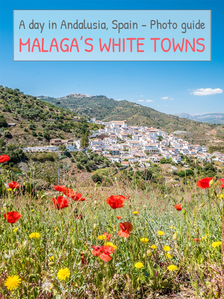 UN DÍA EN… – The white villages of Málaga, Andalusia, Spain thumbnail