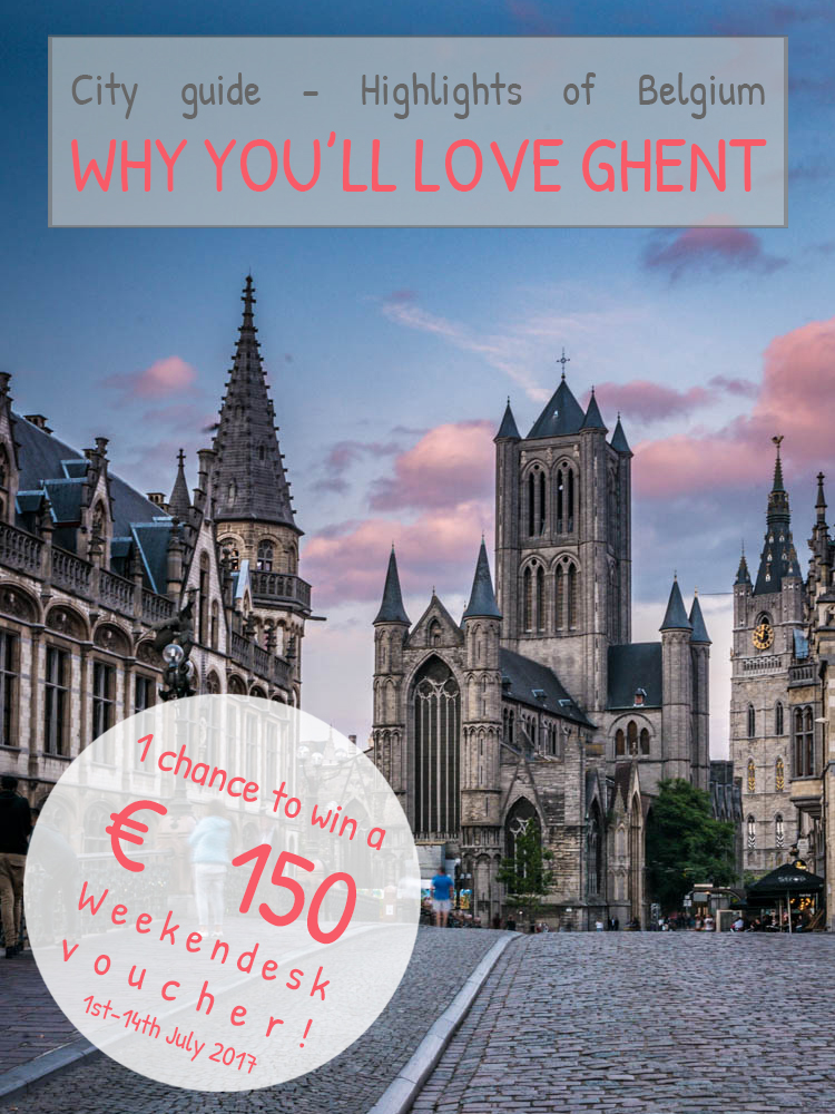 CITY GUIDE – What to do in Ghent, Belgium – Best things – Highlights